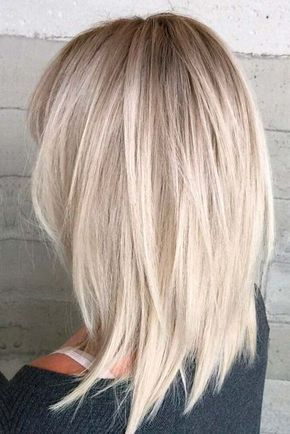 Frisuren fur blondes dunnes haar