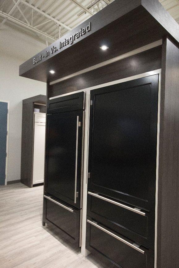 Ge Monogram Integrated Refrigerators Reviews Ratings Prices