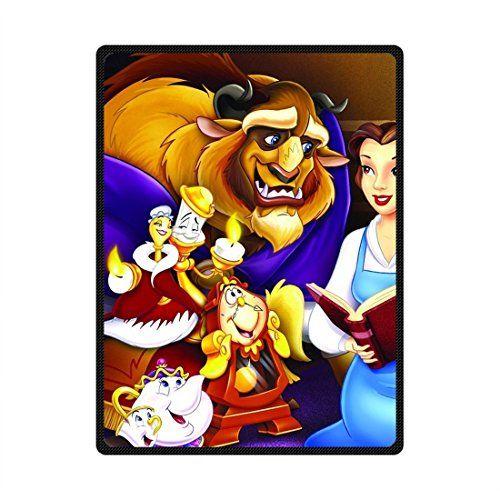 "Wenglee Beast Beauty - Disney Fleece Throw Blanket 58"" x 80"" Wenglee http://www.amazon.com/dp/B015FH2S52/ref=cm_sw_r_pi_dp_RwHOwb0EQPBB9"