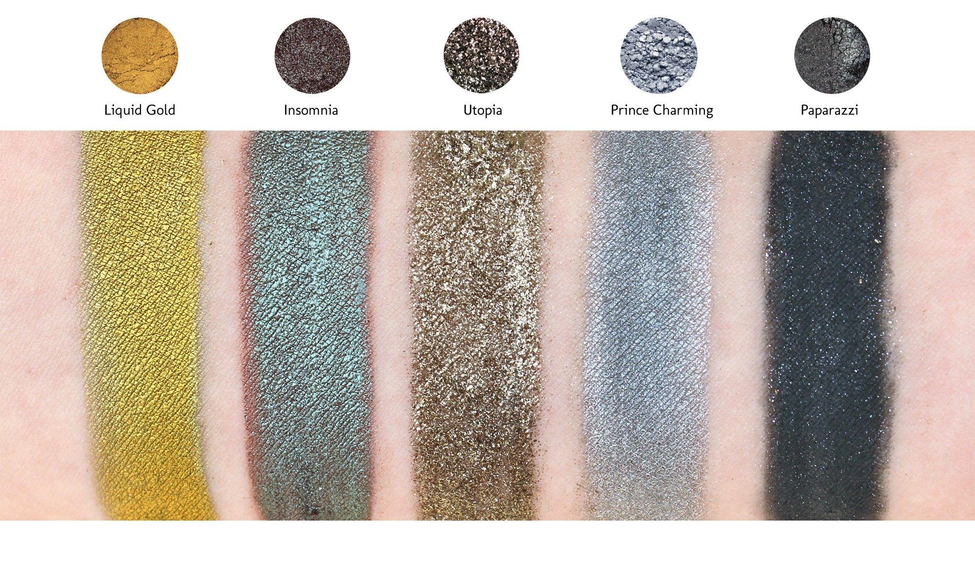Makeup Geek Pigment Prince Charming Makeup Geek Pigments Pigments Glitters Eyes Makeup Geek Makeup Geek Pigment Liquid Gold Makeup