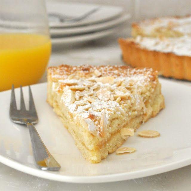 Cooking with Manuela: Almond Tart