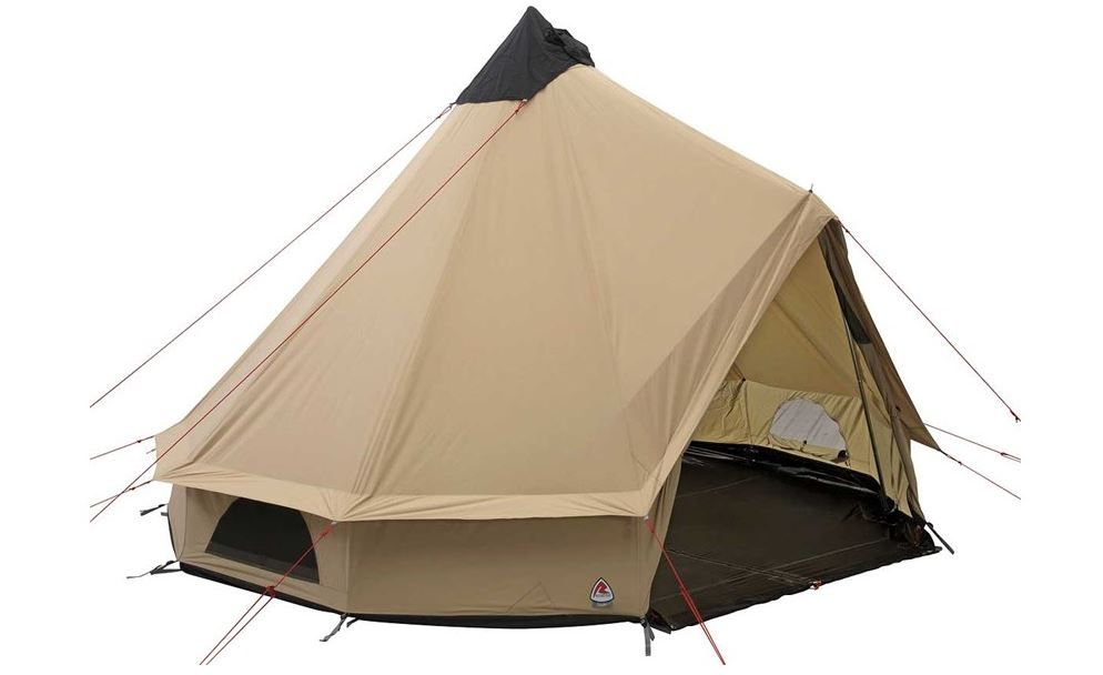 Robens Klondike Tipi Tent | CWS ? Tents | Pinterest | Bell tent Tents and Canvas bell tent  sc 1 st  Pinterest & Robens Klondike Tipi Tent | CWS ? Tents | Pinterest | Bell tent ...