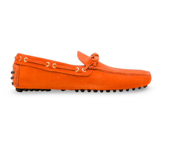 CARSHOE Loafers Orange Women