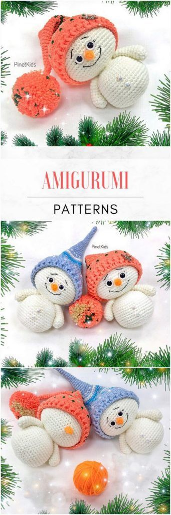 Amigurumi Doll And Animal Bear Dog Bunny Free Crochet Patterns - Amigurumi Free Patterns #crochettoysanddolls