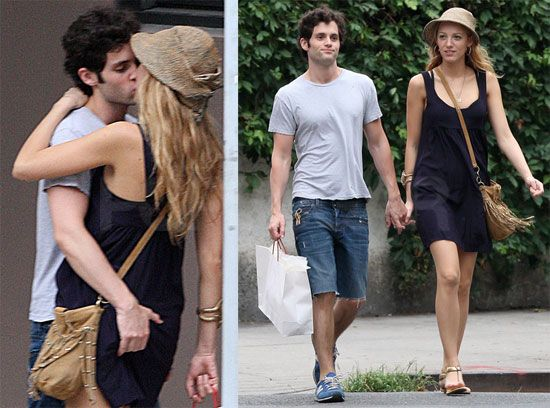 Penn Badgley and Blake Lively's Gossip-Worthy Make-Out Session | Gossip  girl fashion, Gossip girl, Gossip girl cast
