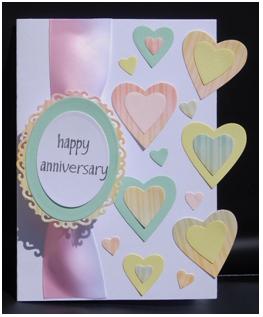 Think Crafts By Createforless Happy Anniversary Cards Happy Anniversary Anniversary Cards