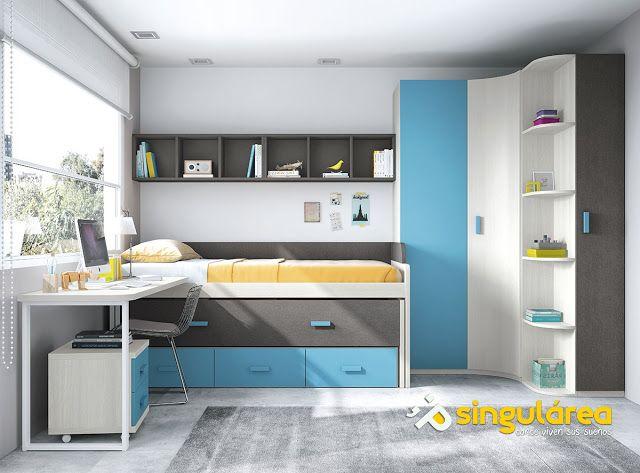 Habitaciones infantiles y dormitorios juveniles modernos en Puerto ...
