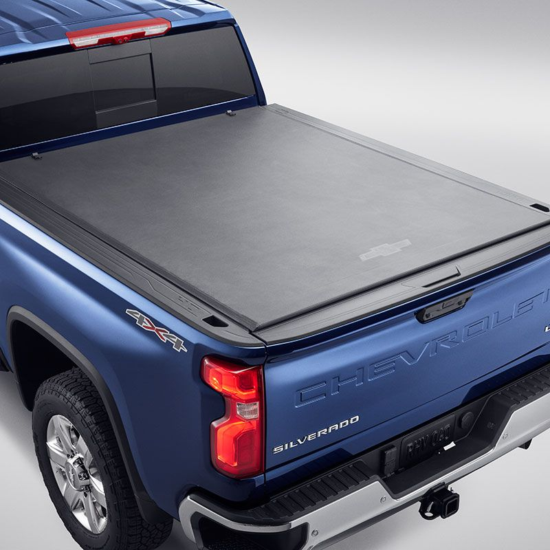 2020 Silverado 2500 Tonneau Cover Soft Roll Up Standard Box