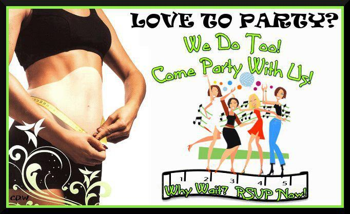 Host a wrap party Invite friends and family Get five people to