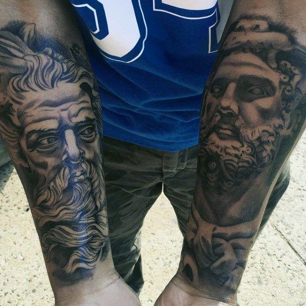 Tattoo For Men Wrist: 30 Wrist Tattoos For Men - Masculine Design Ideas