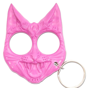 Pin By Imani M On Art Cat Keychain Cat Self Defense Keychain Cats