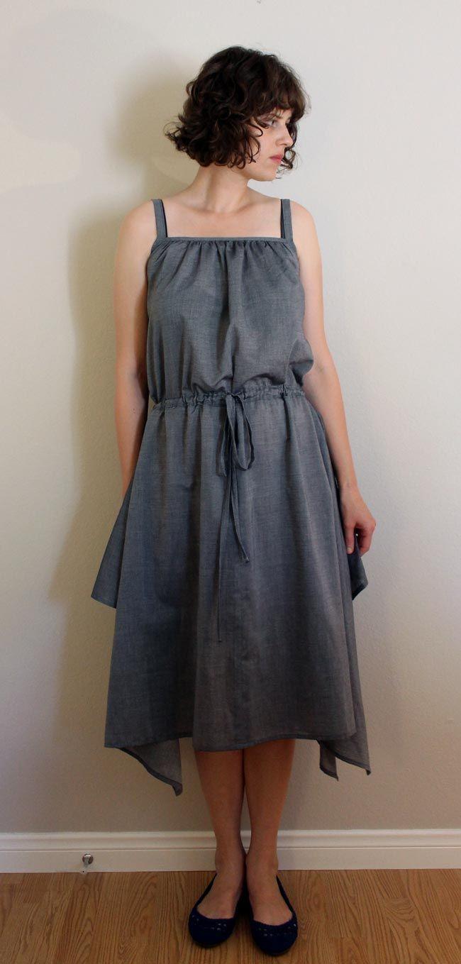 Lula Louise: Sassy Sundress | ✄ CLOTHING CREATIONS* | Pinterest