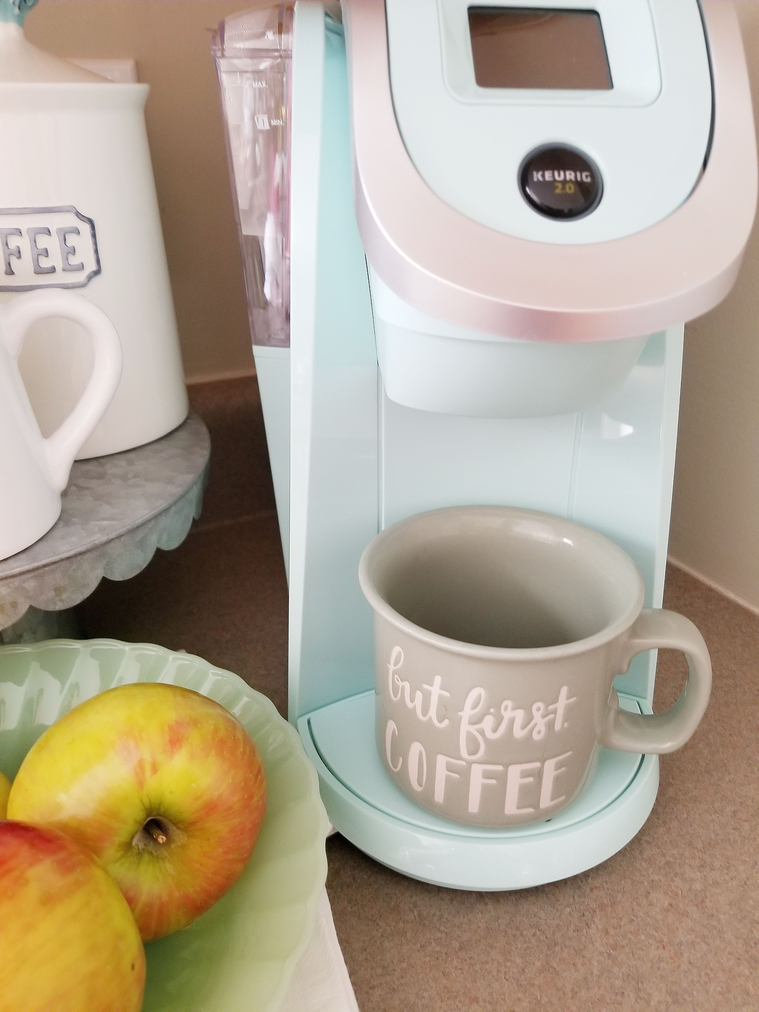 My Favorite Coffee Maker Keurig K200 Review Vintage