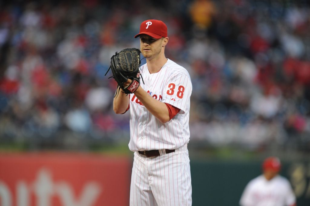 Pitcher Kyle Kendrick (With images) Phillies