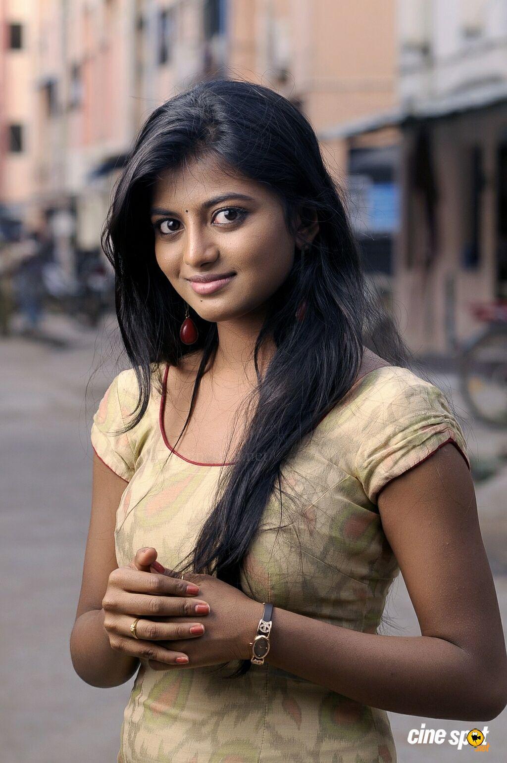 Anandhi in Poriyaalan (8) | Beautiful actresses, Actresses ...
