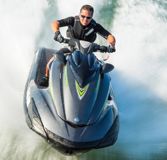 Hayabusa Motorcycle Engine Jet Ski: Yamaha WaveRunners - FZR