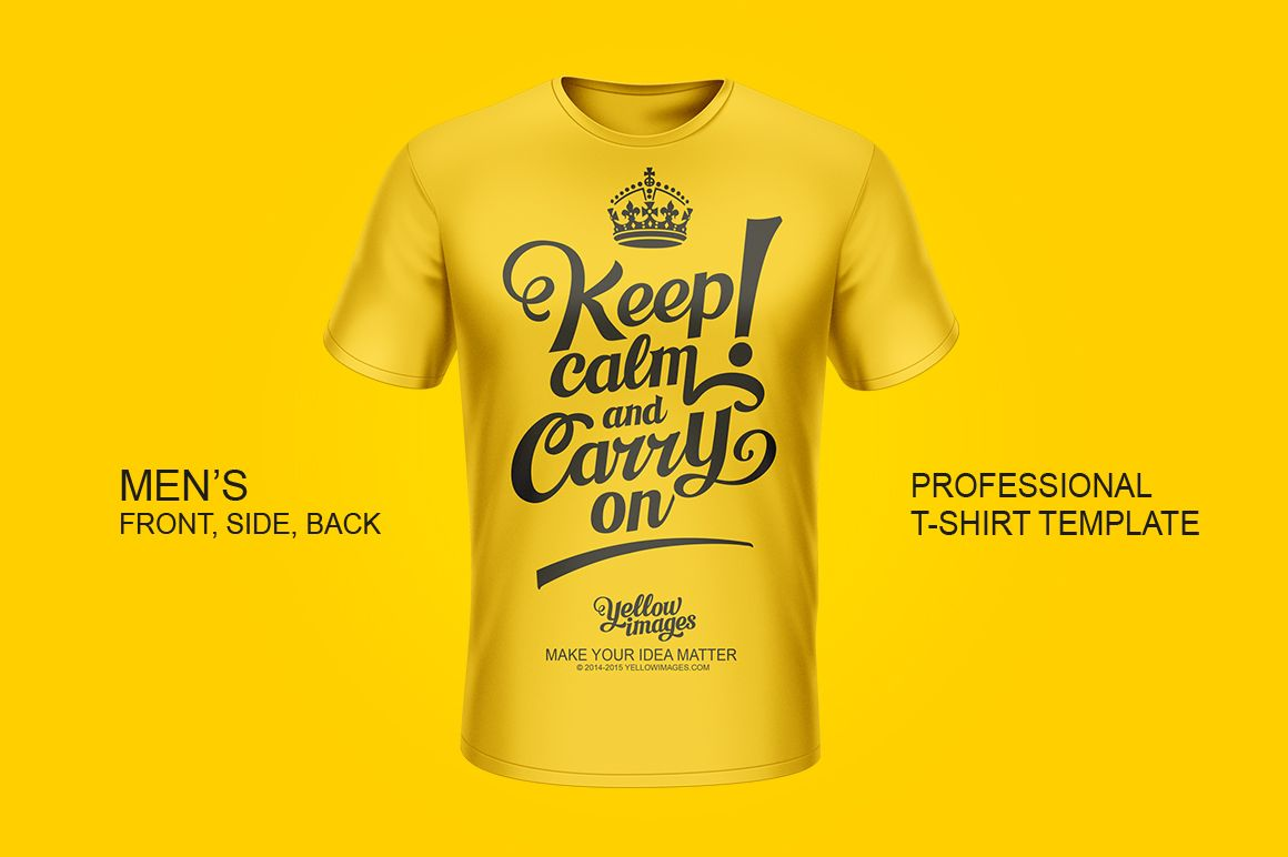 T Shirt Mockup Png Free Download