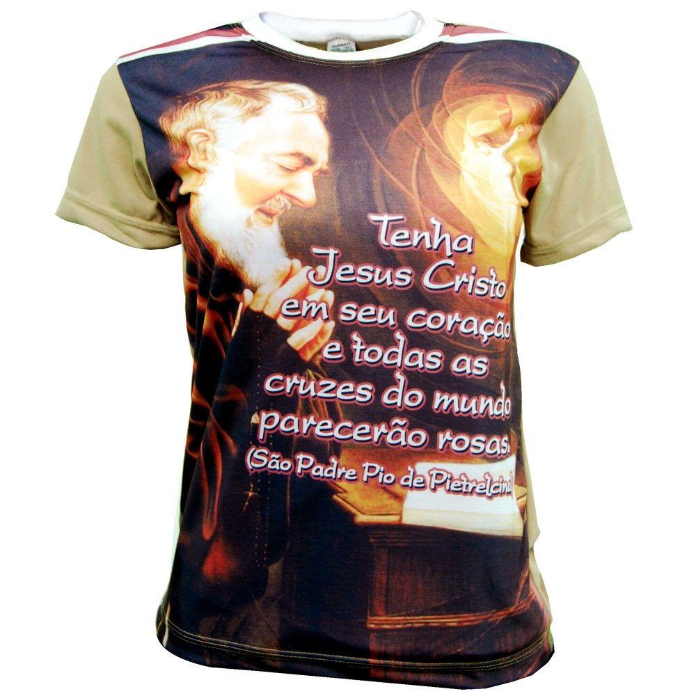 05f683abf1 Pin de Ramah Online em Camisetas com estampas religiosas
