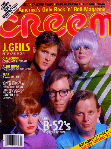 Girlsofthe80s Kate Pierson Cindy Wilson