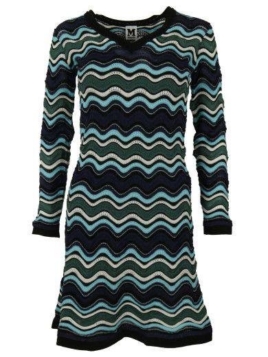 MISSONI Missoni Signature Knit Dress. #missoni #cloth #dresses