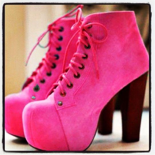 Jeffrey Campbell #stylish #heels #girls #shoes