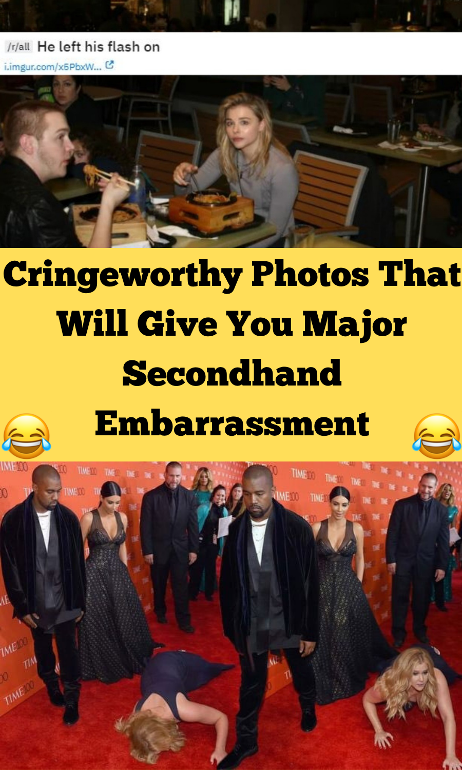 Cringeworthy Photos That Will Give You Major Secondhand