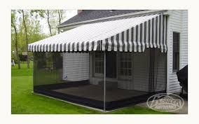 Image Result For Retractable Awning With Mosquito Netting Patio