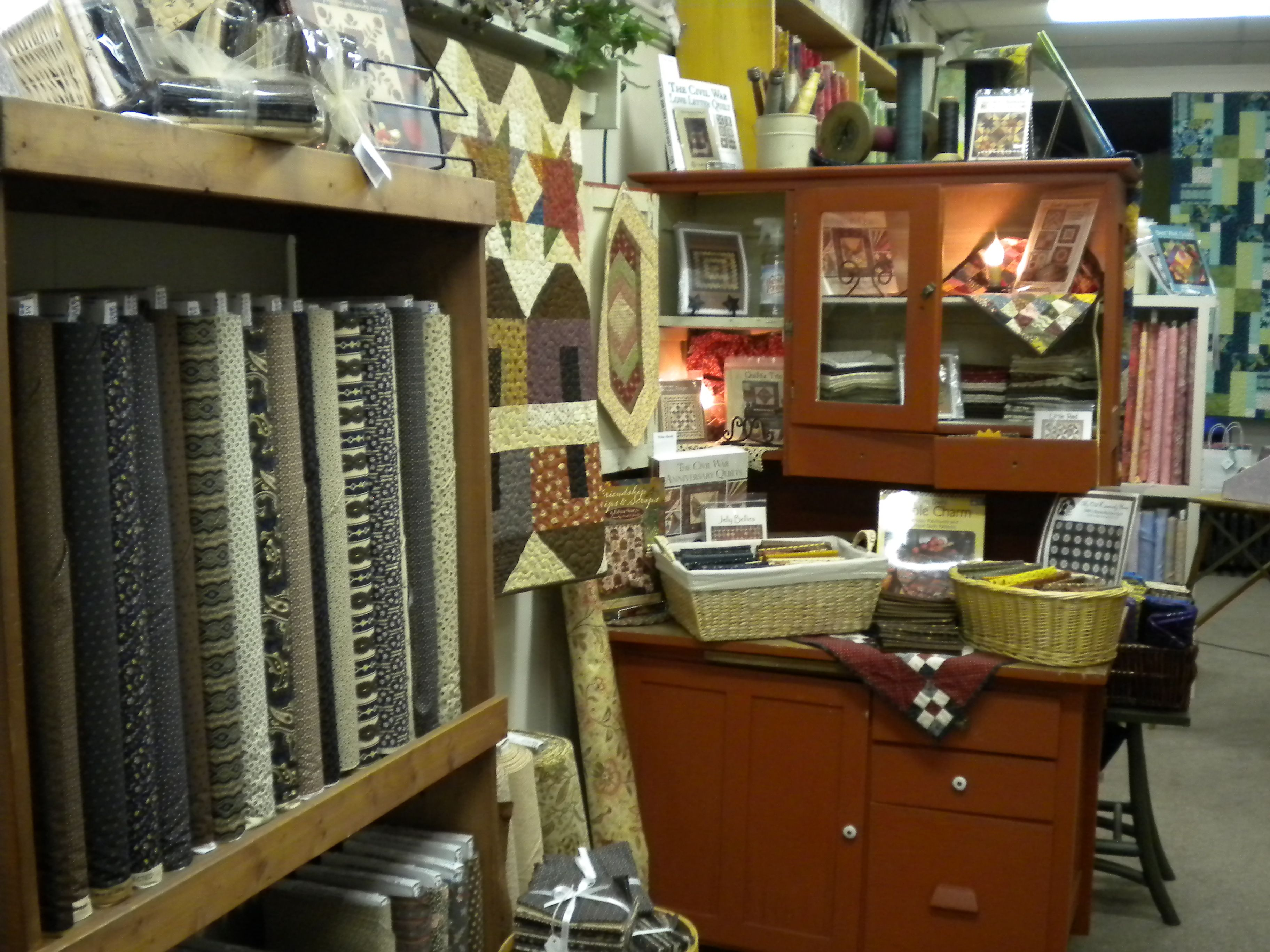 Rose of Sharin\' Quilt Shop in Danville, PA   quilt shops   Pinterest