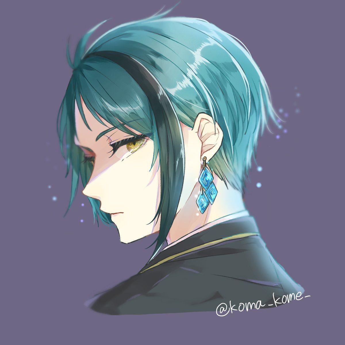 駒米 on twitter anime anime boy wonderland