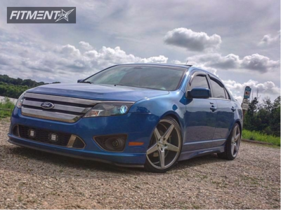 Ford Fusion Fitment Industries Ford Fusion Ford Fusion Sport