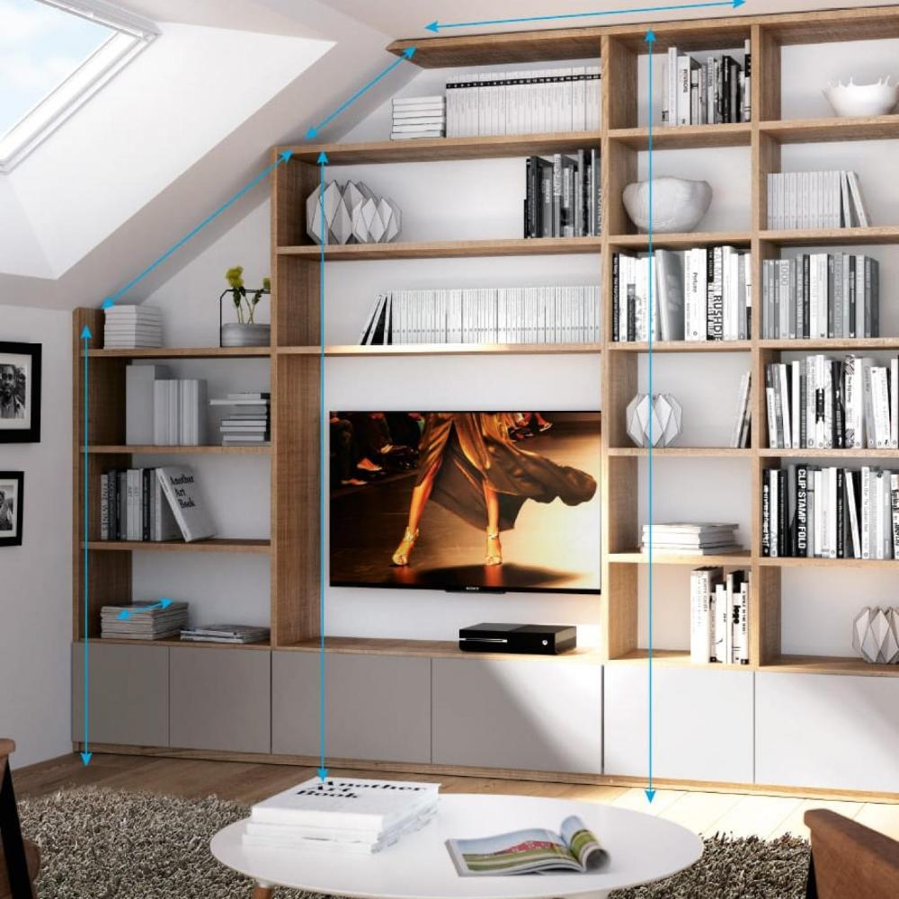 Bibliotheques Sur Mesure Meubles Celio Fabricant Francais En 2020 Bibliotheque Sur Mesure Meuble Celio Mobilier De Salon