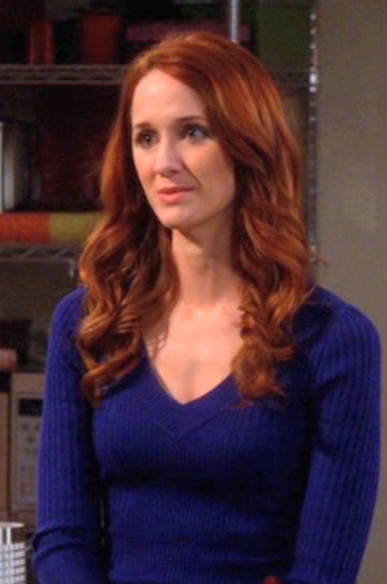 Big Bang Theory Emily