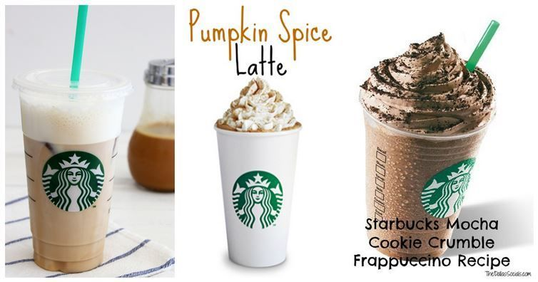 15 DIY Ways To Replicate Your Favorite Starbucks Drinks At Home ...