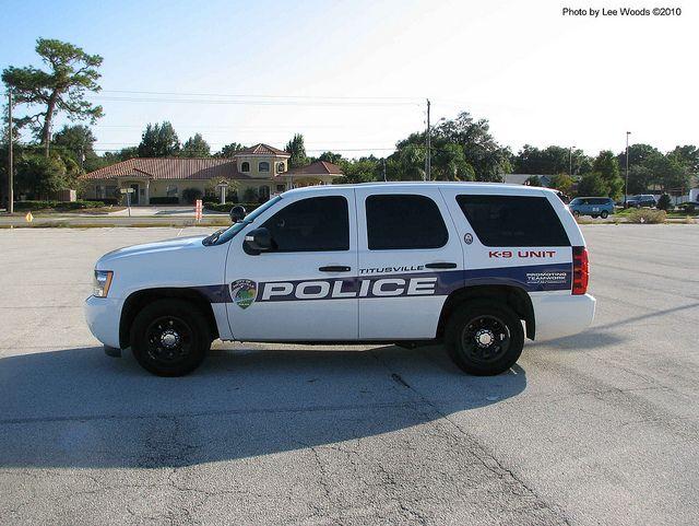 Titusville Police K9 Police Cars Police Police K9