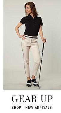Pinks and Greens  Women s Golf Apparel ebc83f4b14ca