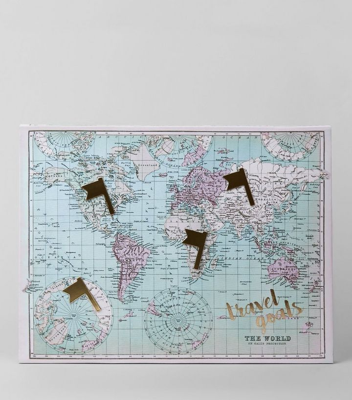 Pale blue world map canvas canvases pale blue world map canvas publicscrutiny Gallery
