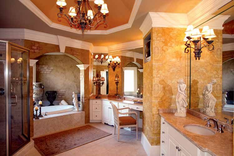 Dream bath rooms edweana i 39 d like to live here please for Dream bathrooms
