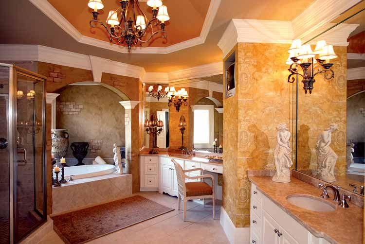 Dream bath rooms edweana i 39 d like to live here please for Dream master bathroom