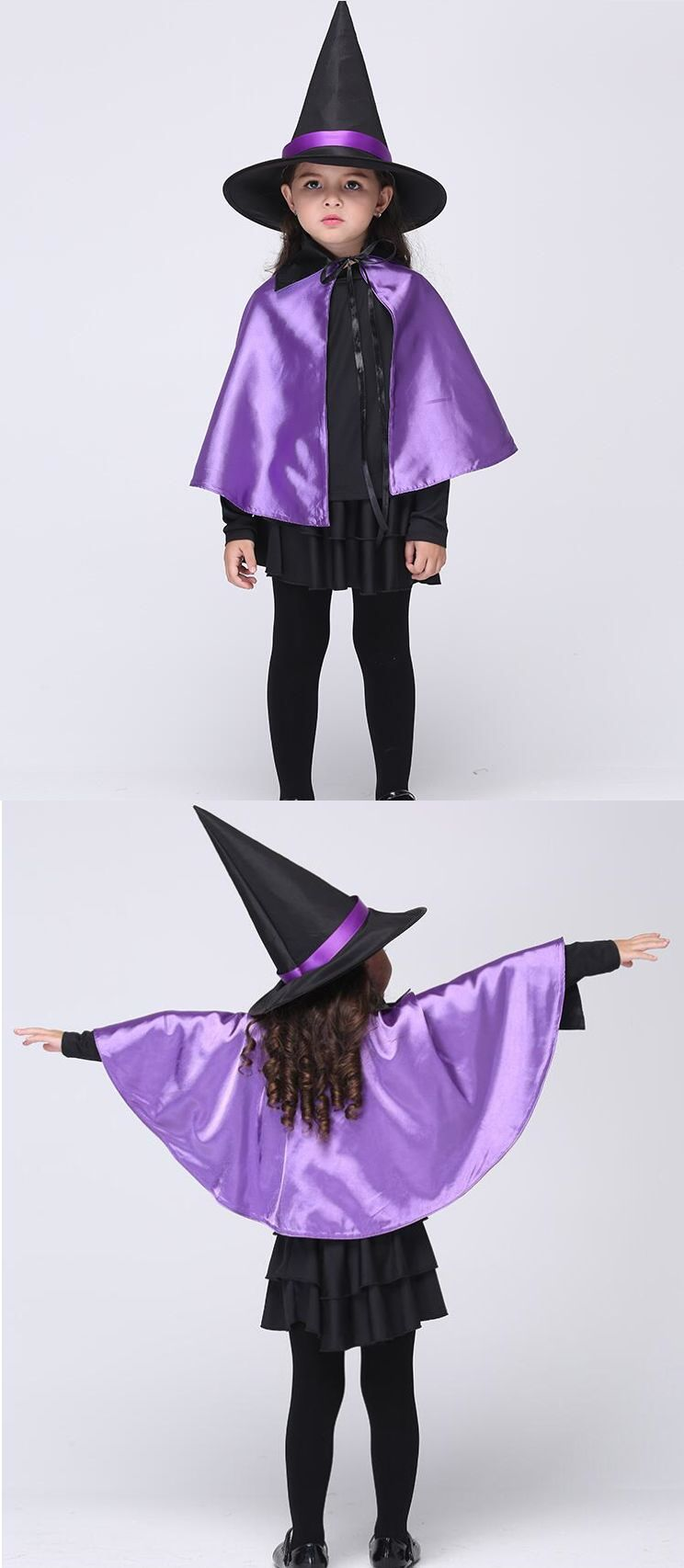 cute purple witch costumes for halloweenfunny halloween costumes for girlseasy halloween costumes & cute purple witch costumes for halloweenfunny halloween costumes ...