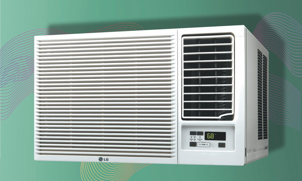 These Air Conditioners With Heat Will Keep You Comfortable All Year Round With Images Best Window Air