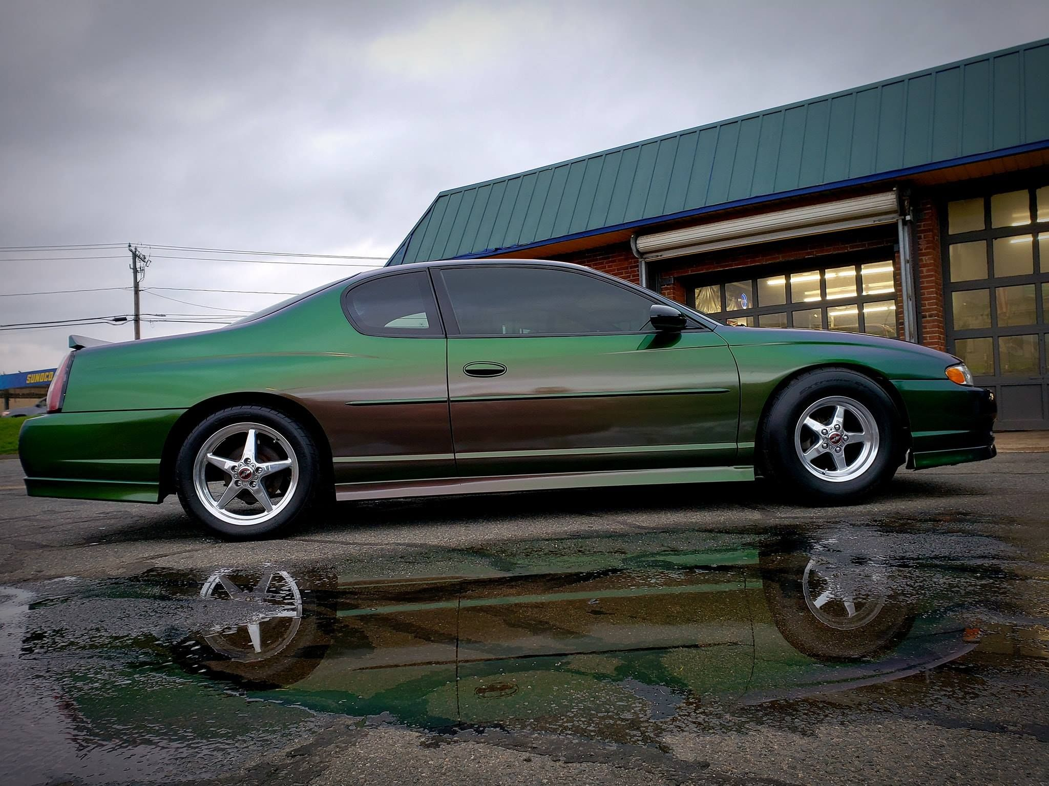 2004 Monte Carlo Intimidator With A Turbocharged Ls4 V8 Chevrolet Monte Carlo Engine Swap Ls Swap