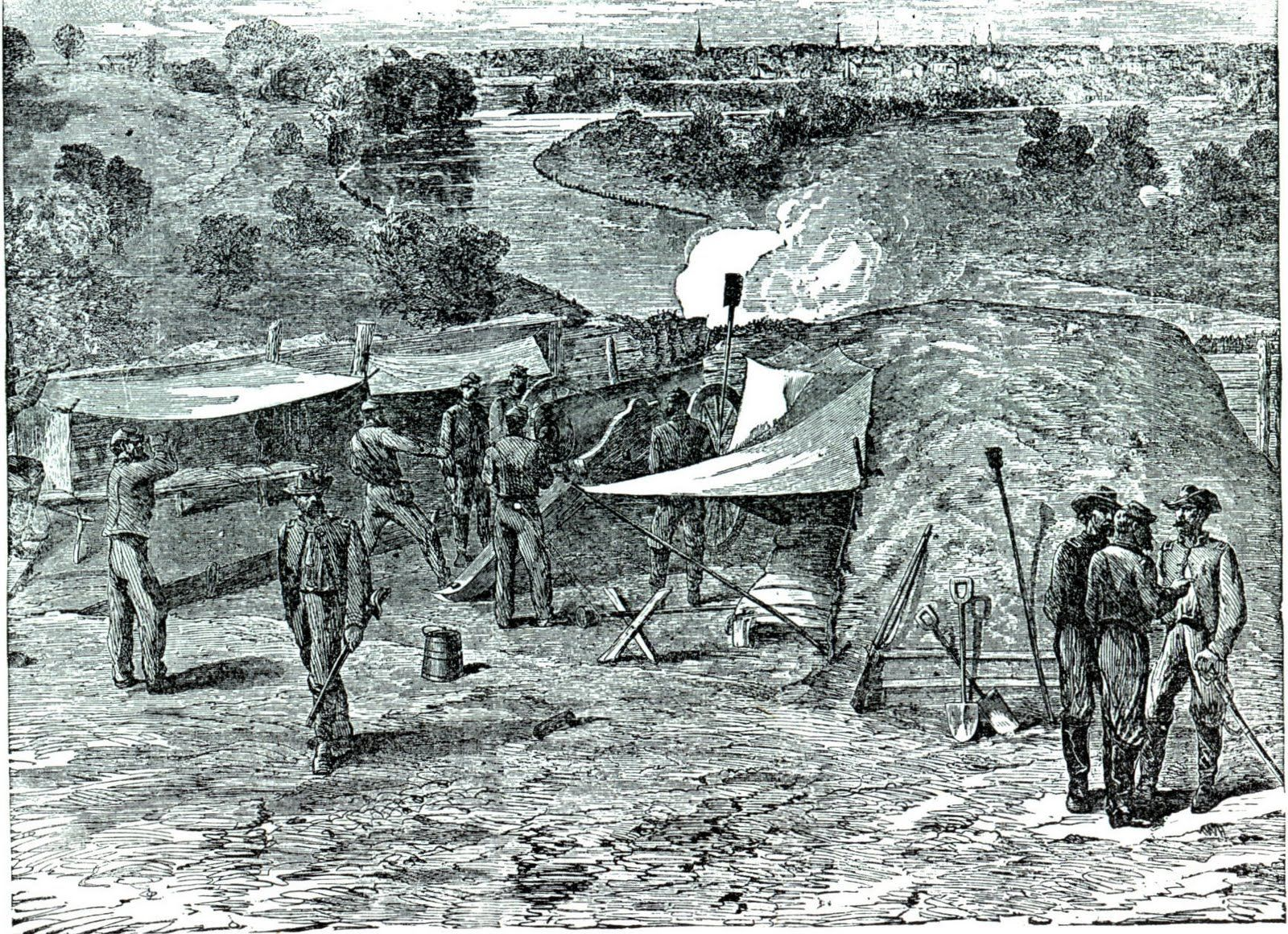siege of petersburg images | 1865 during the battle of petersburg when he was shot and captured