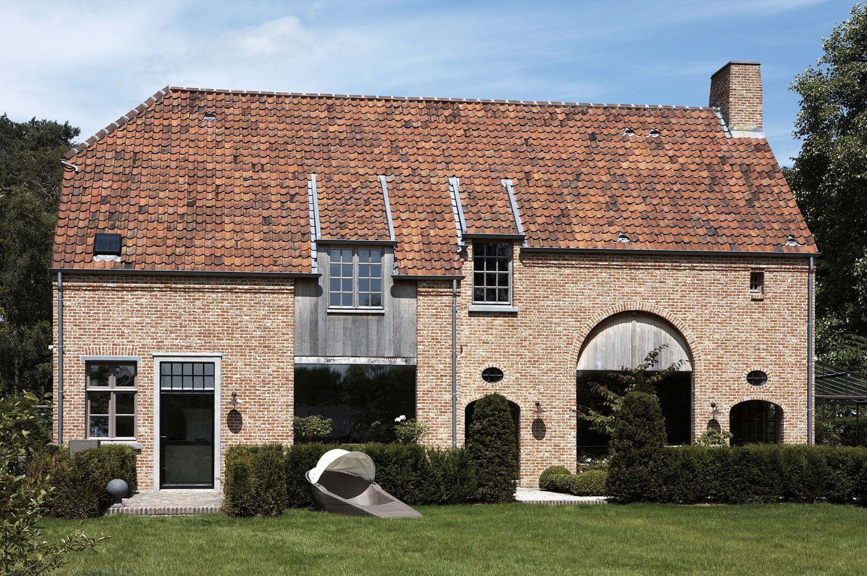 Construction de villas vlassak verhulst huis pinterest for Constructeur maison belge