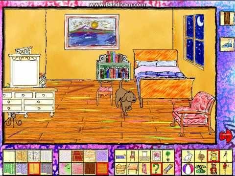 90s Children's Computer Games: Madeline's Thinking Games (4