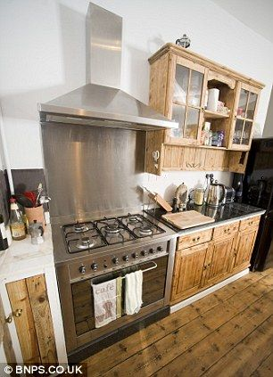 Welcome To Our Austerity Home Completely Make Over Their House With Reclaimed Goods That Cost Them Next Nothing