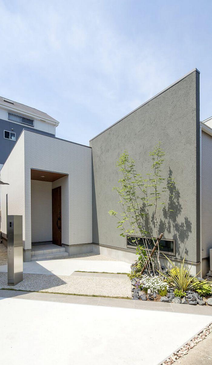中庭から光と風が通う家 愛知 名古屋の注文住宅ならクラシスホームへ