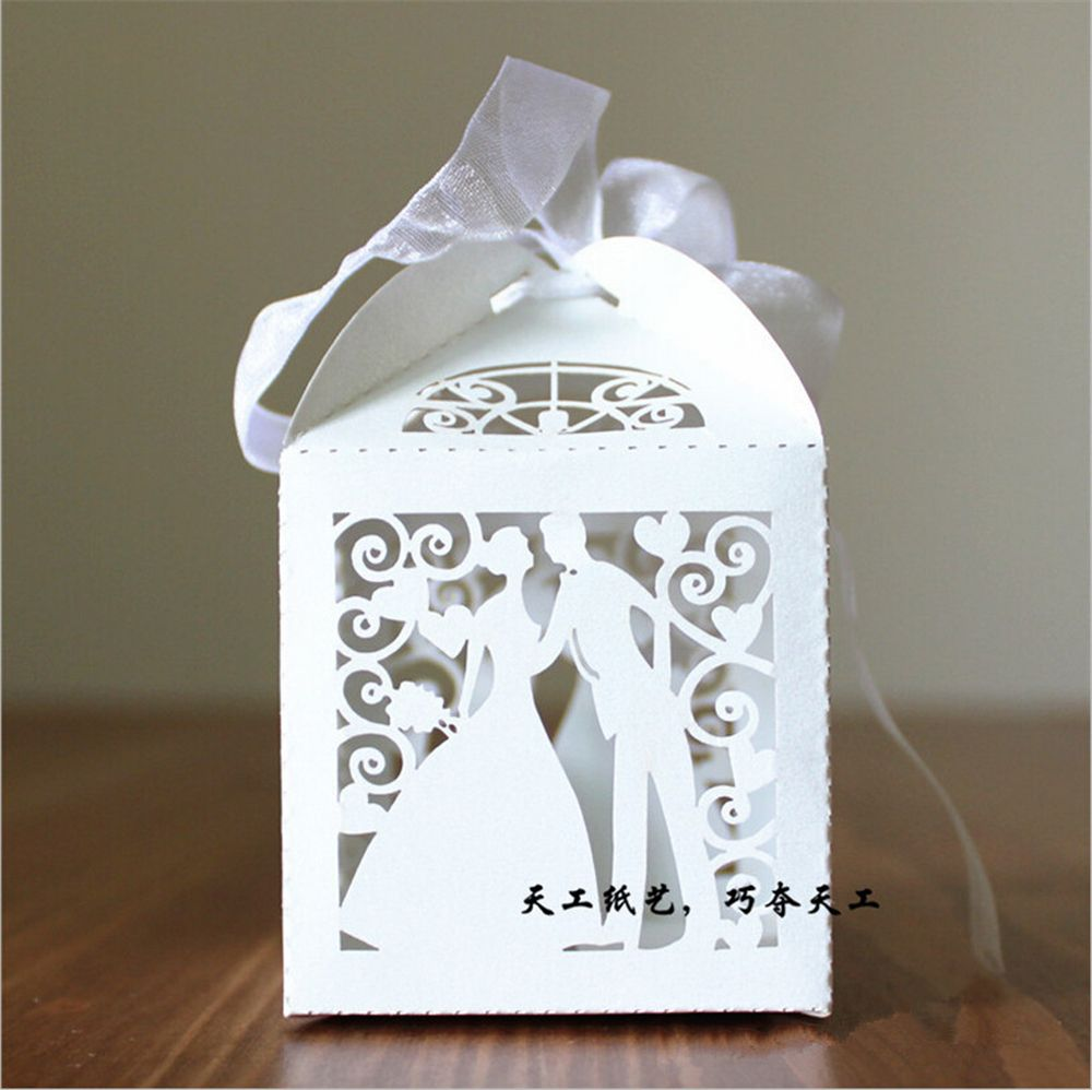 Casamento 20pcs/lot Candy box/Bombonera/candy jar, candy packaging ...