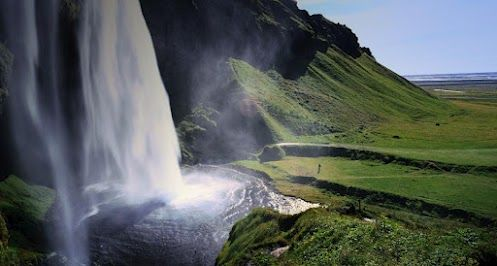 Iceland, heard it's really unexpectedly beautiful!