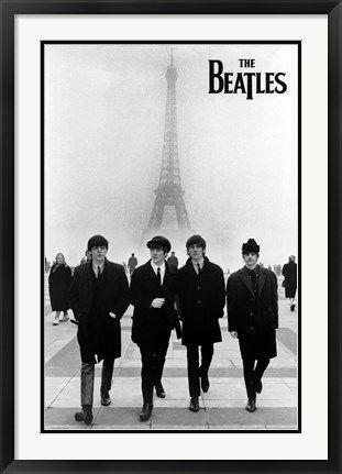 The Beatles - Eiffel Tower