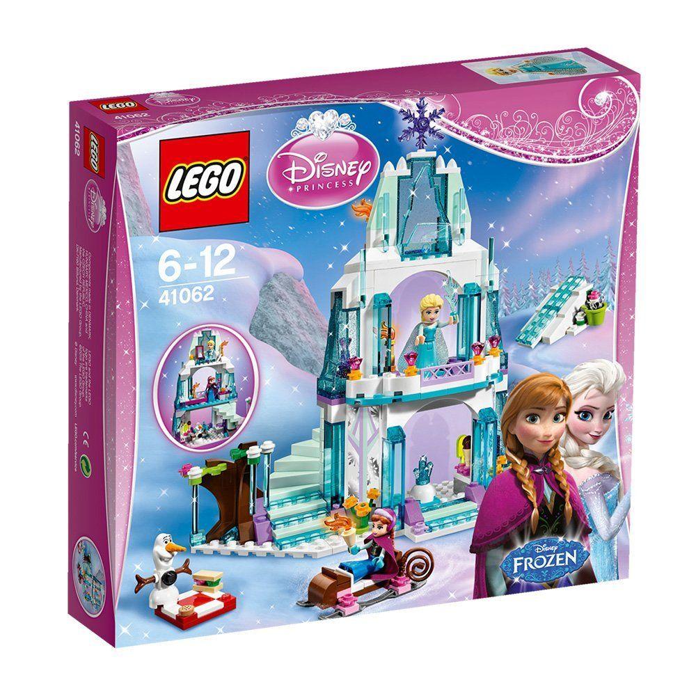 Lego Disney Princess 41062 Elsas Sparkling Ice Castle Amazonco